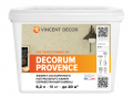 Vincent Decor Decorum Provence / Винсент Декорум Прованс эффекты натурального камня
