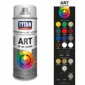 Tytan Professional Art of the colour / Титан аэрозольный лак акриловый в балончиках универсальный