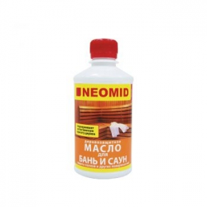 Neomid Sauna Oil / Неомид Сауна Оил масло для бань и саун