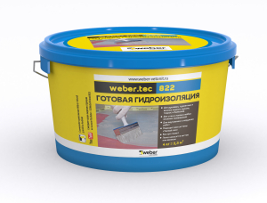 Мастика полимерная гидроизоляционная weber купить в москве мастика сг-1 нетвердеющая 2-х компонентная для заделки стыков