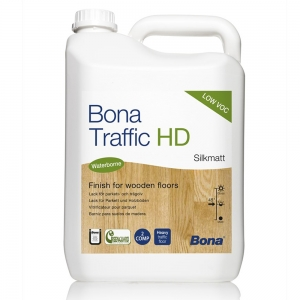 Bona Traffic HD / Бана Трафик иновационный лак на водной основе